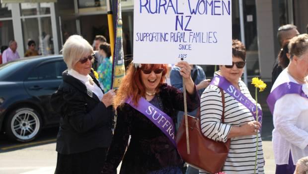New Zealand's farming women celebrating 125 years on